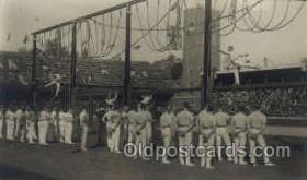spo044033 - Stockholm 1912, Olympic Postcard Postcards