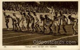 spo044034 - Olympische Spelen 1928, Olympic Postcard Postcards