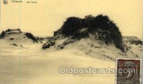Ostende, Les Dunes,