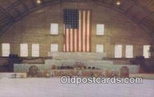 spo044045 - Interior Of Olympic Arena, Lake Placid, New York, NY USA Olympic Sports Postcard Post Card Old Vintage Antique