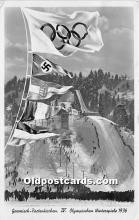 Olympischen Winterspiele 1936