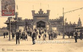 Hippodrome Wellington, Retour des Courses
