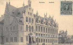 Mechelen Stadhuis