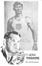 Jim Thorpe, All American