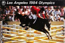 Equestrian Events, Los Angeles 1984 Olympics