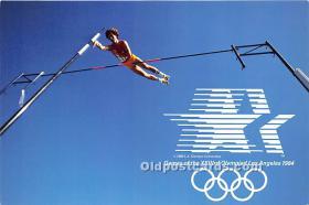 Pole Vault, Los Angeles 1984 Olympics