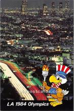 Sam, The Olympic Eagle, 1984 Los Angeles Olympics