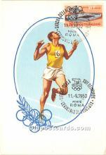 Running, 1960 Olympics