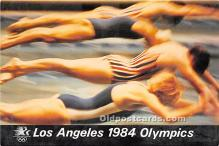 Swimming Competition, 1984 Olypics