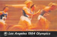 Track and Field, 1984 Los Angeles Olympics