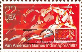 Pan American Games 1987