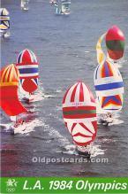Yachting, 1984 Olympics