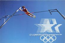 Pole Vault, Los Angeles 1984 Olympics