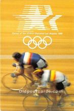 Cycling, 1984 Los Angeles Olympics