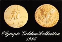 Olympic Golden Collection 1984