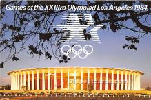 The Forum, 1984 LA Olympic Games