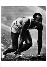 Jesse Owens, Olympic Games