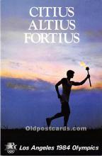 Citius Altius Fortius, Olympic Torch Relay