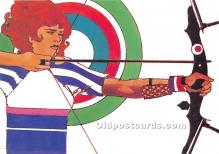 Original Artwork by Robert Peak, 1984 Summer Olympics