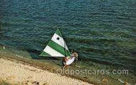 spo045113 - Cape Cod, Mass. USA, Sailing Postcard Postcards