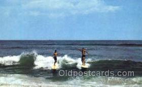 spo045138 - Ocean Surfing Postcard Postcards