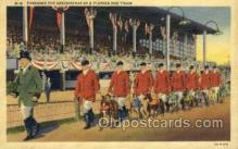 spo046064 - Greyhounds, FL USA Dog Racing, Old Vintage Antique Postcard Post Card