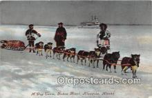 Dog Team, Yukon River