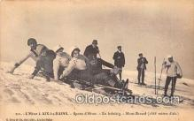 spo048005 - Sleigh Riding Postcard