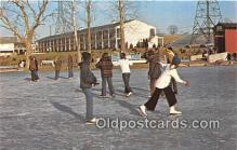spo049012 - Ice Skating Postcard