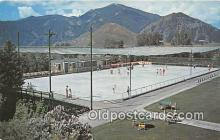 Sun Valley Summer, Skating Rink