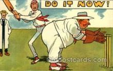 spo050003 - Cricket Postcard Postcards