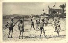 spo050004 - Cannes, Volleyball Postcard Postcards