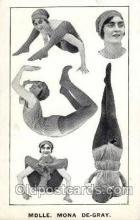 spo050020 - Mdlle. Mona De-Gray Postcard Postcards