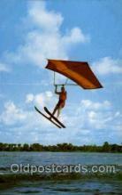 spo050022 - Hang Gliding Florida Cypress Gardens, Postcard Postcards
