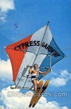 spo050023 - Hang Gliding Florida Cypress Gardens, Postcard Postcards