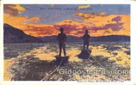 spo050031 - Great Salt Lake, Utah, USA Misc. Sports Postcard Postcards