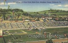 spo050039 - Rodeo and Race Track, South Park, Allegheny County, Pittsburgh, Pa, USA Misc. Sports Postcard Postcards