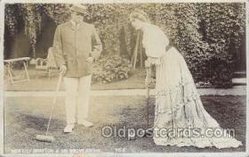 spo050047 - Miss Lily Brayton and MR. Oscar Asche 756 Misc. Sports Postcard Postcards
