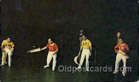 spo050049 - Jai Alia Players, Tijuana, Mexico Misc. Sports Postcard Postcards