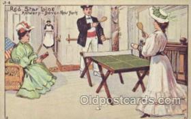 spo050050 - Reproduction - Zeeland Misc. Sports Postcard Postcards
