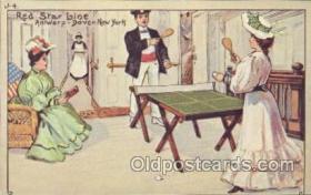 spo050051 - Reproduction - Zeeland Misc. Sports Postcard Postcards