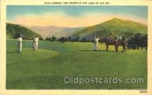 spo050057 - N299 Summer Time Misc. Sports Postcard Postcards