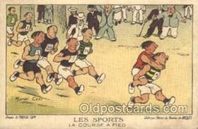 spo050059 - Marcel Capy Misc. Sports Postcard Postcards