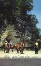 spo050063 - Elk River Horseback Misc. Sports Postcard Postcards