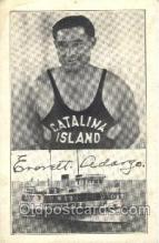 spo050074 - Everett Adargo Misc. Sports Postcard Postcards