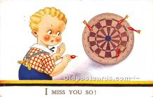 I Miss You So, Darts