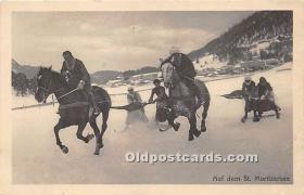 Auf Dem St Moritzersee