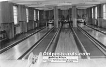 Bowling Alleys, Veterans Administration Hospital
