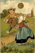 spo051007 - Soccer Postcard Postcards