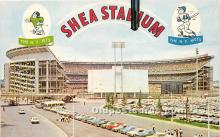Shea Stadium, The NY Jets, The NY Mets